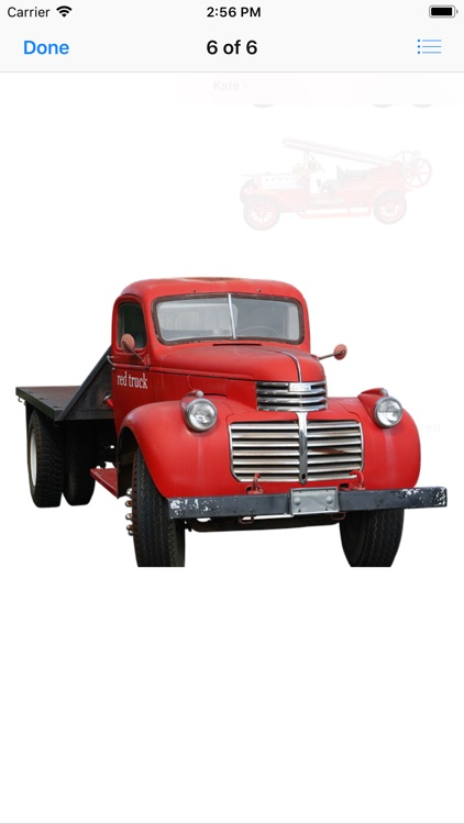 Red Truck Stickers screenshot-7