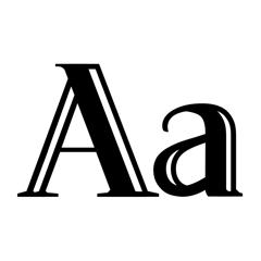 Fonts-font and symbol keyboard