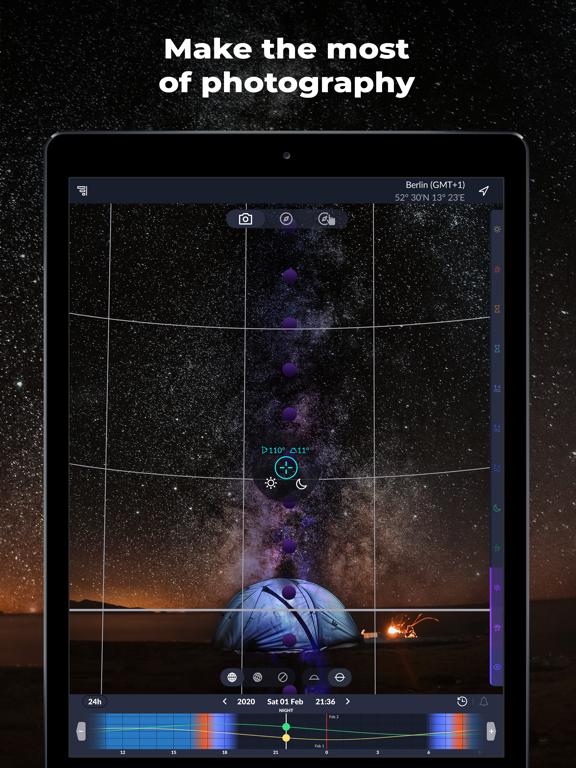 Ephemeris: Sun & Moon Calendar screenshot 14