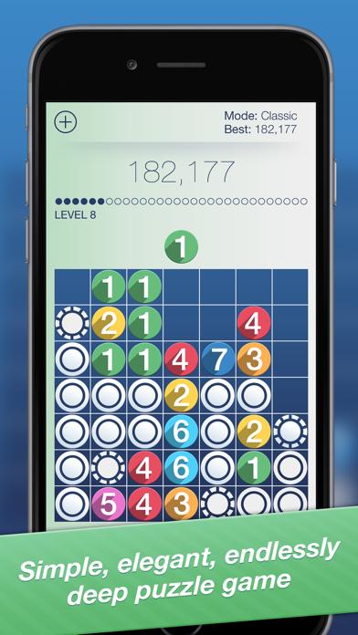 Drop7™ Screenshot