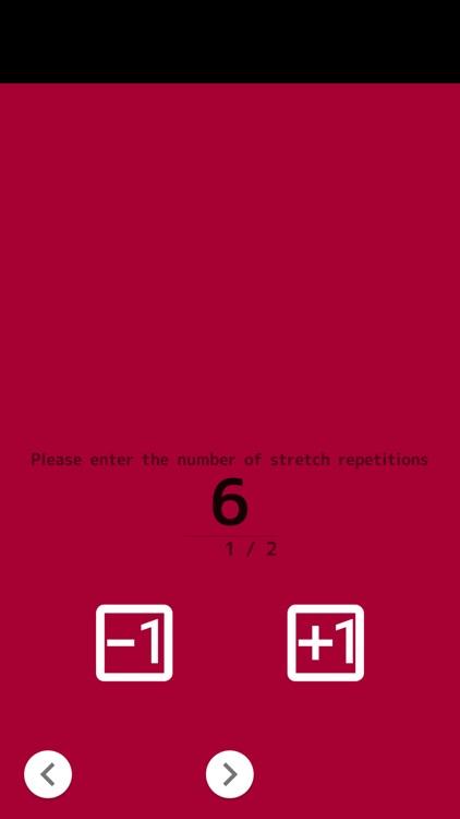 Easy Stretch Timer screenshot-6