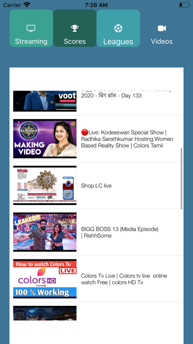 Colors TV Live Streaming in HDのおすすめ画像6