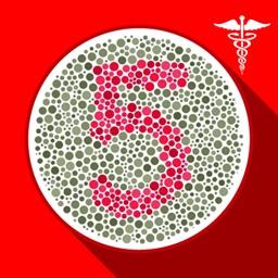 Colorblind Eye Exam Test