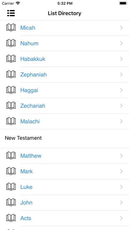 ESV Bible - Audio & Books screenshot-3