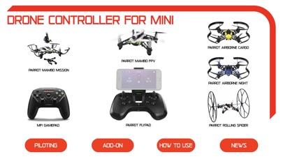 Drone Controller for Mini screenshot 1
