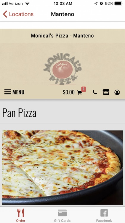Monical's Pizza screenshot-3