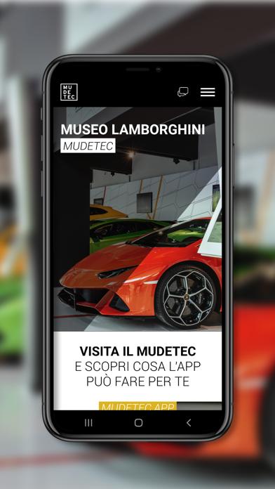 Lamborghini MUDETECのおすすめ画像2