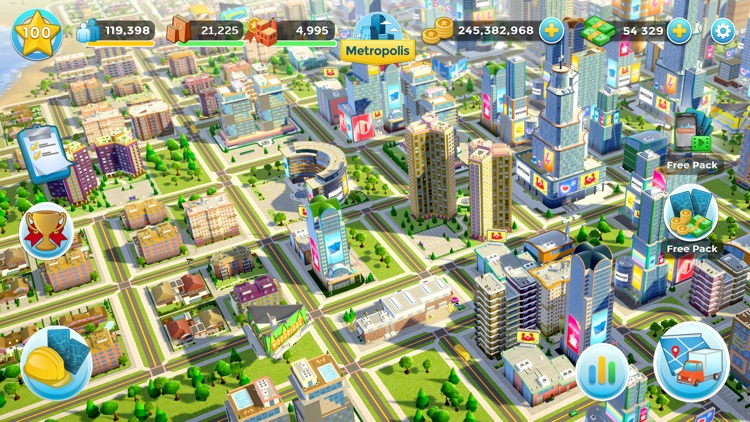Citytopia® Build Your Own City screenshot-9