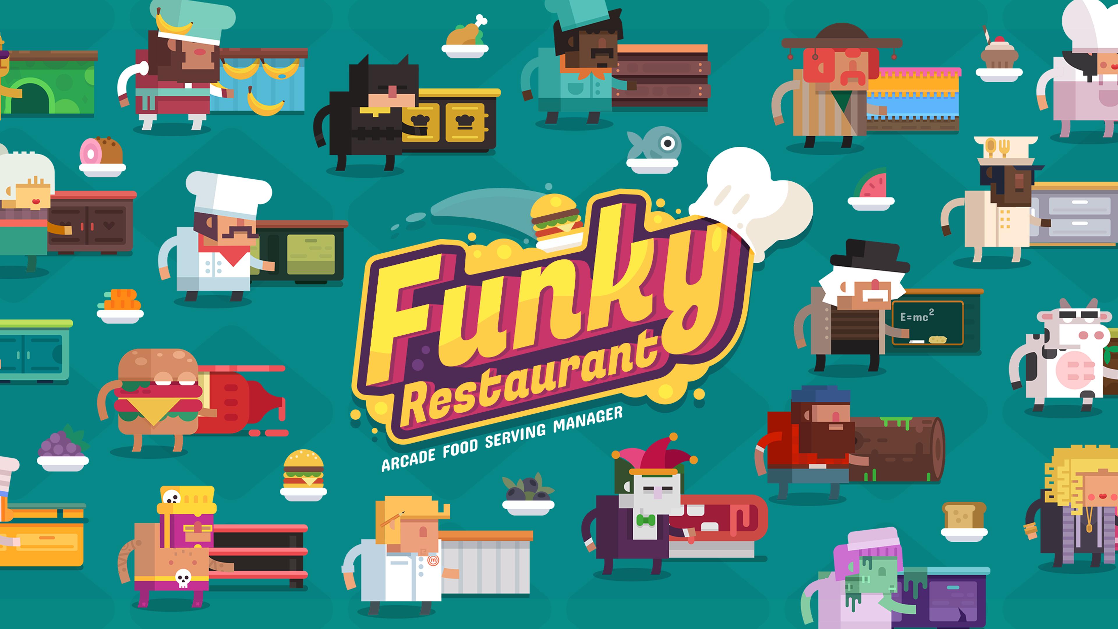 Funky Restaurant screenshot 15