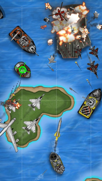 Carrier Commander: War at Sea screenshot-0