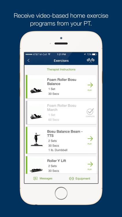 In Hand Health Patient App