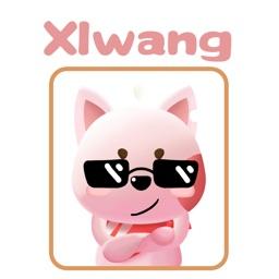 XIwang+iMessage表情包贴纸