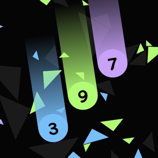 Swipey - Swiping Numbers Game