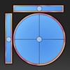 PROtractor(プロトラクター)-大工や屋根職人、職人のための分度器。