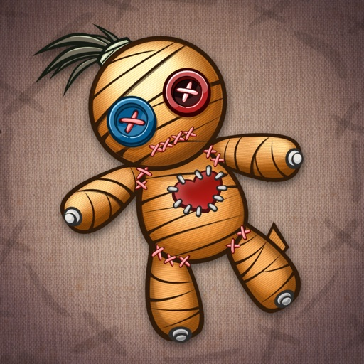 Voodoo Magic Doll: Kick & Beat