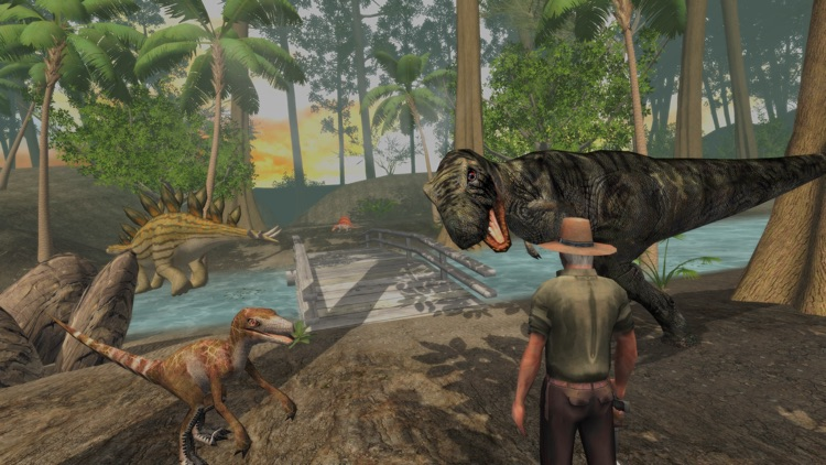 Dinosaur Safari: I-Evolution screenshot-0
