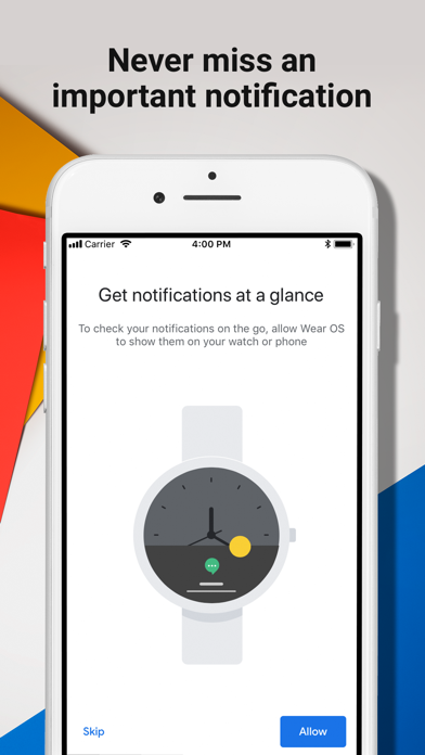 Wear OS by Google - Smartwatch Screenshot