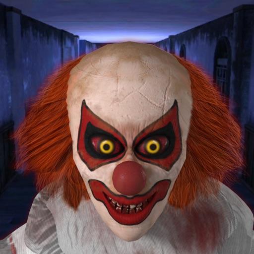 Crazy Clown - Horror Escape