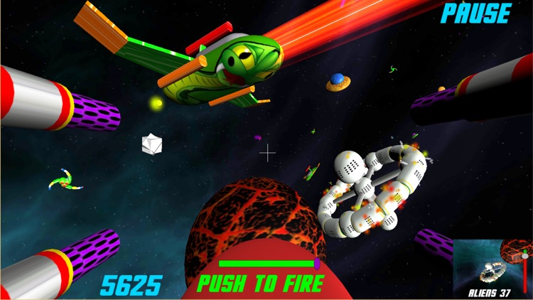 Super Space Laser Pro screenshot-4
