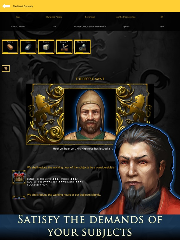 Age of Dynasties: Medieval War screenshot 12