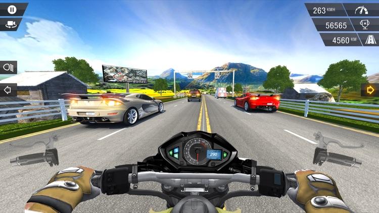 Racing In Moto screenshot-4