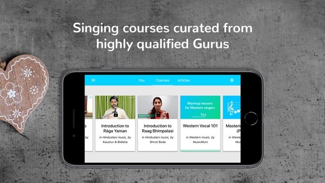 Riyaz - Learn to Sing on the App Store