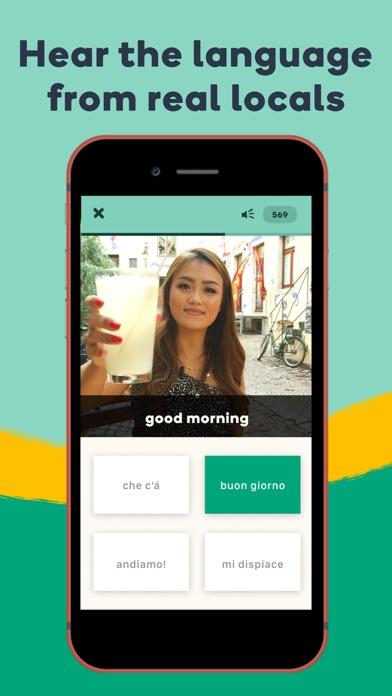 Memrise: Learn Languages Fast Screenshot