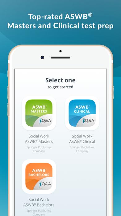 ASWB Social Work Exam Prep screenshot 1