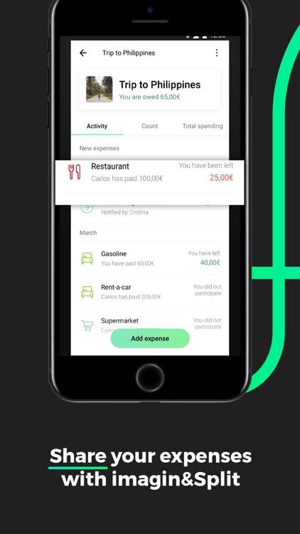 imagin: More than mobile bank screenshot-4