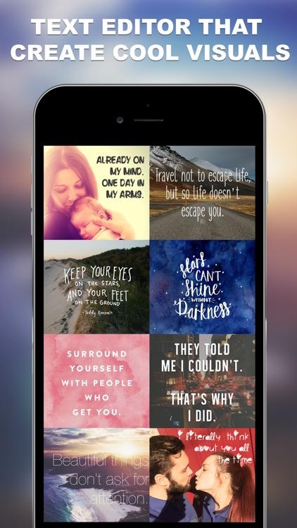 TypePhoto Write Text on Photos screenshot-3