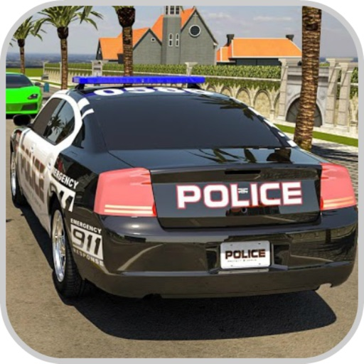 Gangster City:Police Hunter Cr Icon