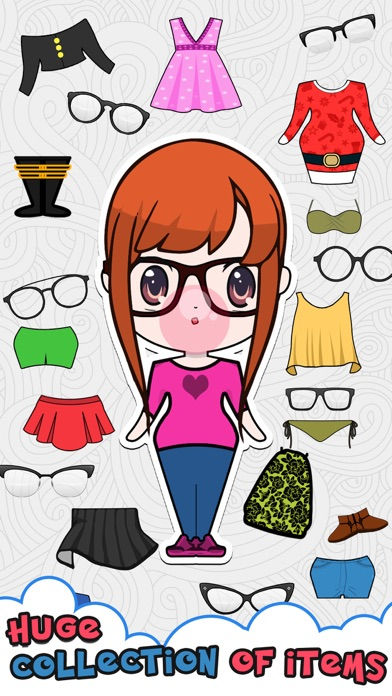 Doll Maker & Cartoon Creator screenshot three