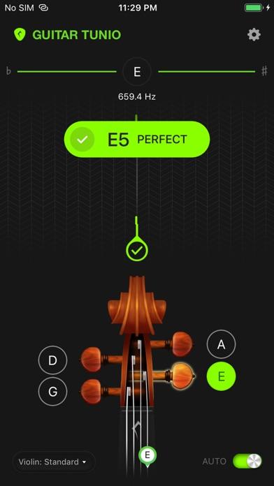 GuitarTunio - Guitar Tuner