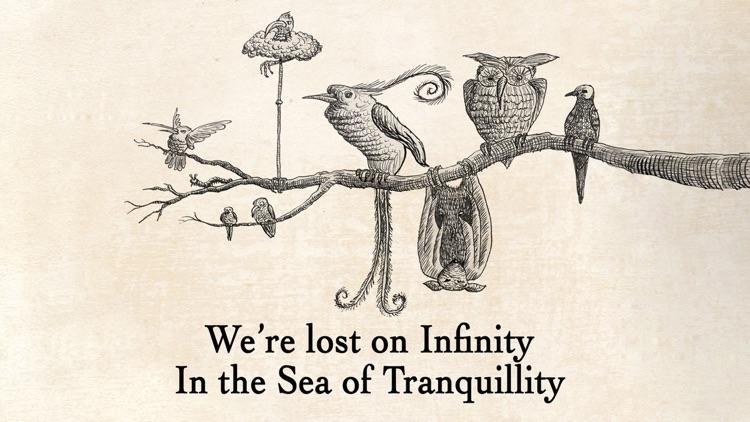 Lost on Infinity – Audiobook 4 screenshot-4