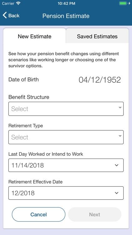MiORS Mobile App screenshot-3