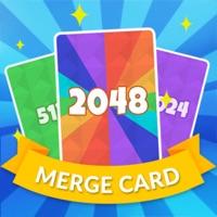 2048 Merge Card