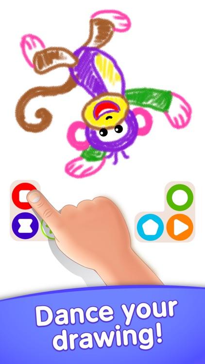 Drawing Games for Kids Toddler screenshot-3