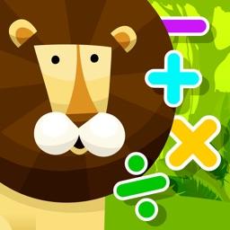 Math Safari: Math Games