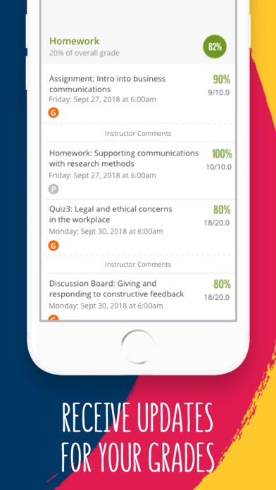Screenshot for Cengage Mobile in Qatar App Store