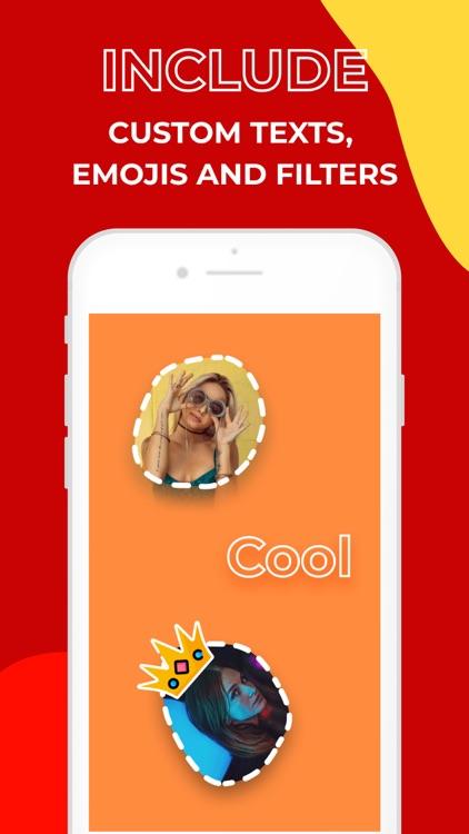 Sticker Maker - StickMe screenshot-5