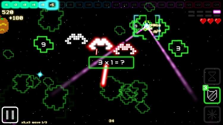 Space Pig Math screenshot-7