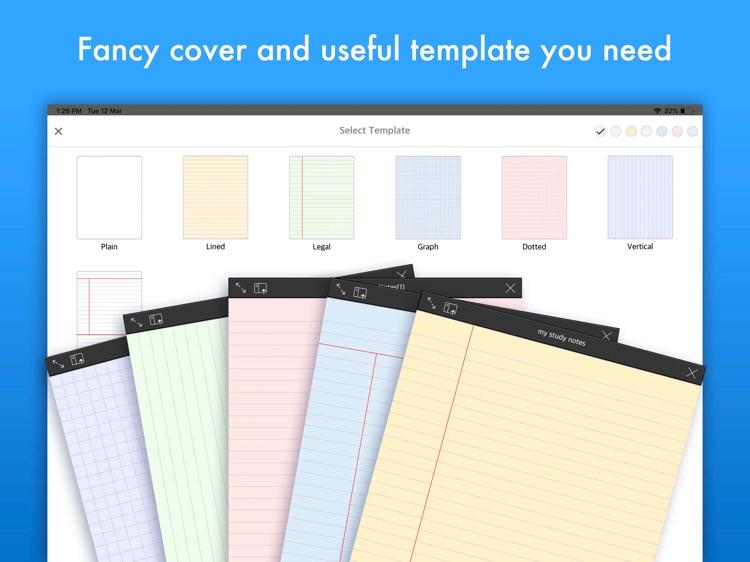Flexcil - PDF, Annotate, Note screenshot-9