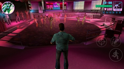 Screenshot for Grand Theft Auto: Vice City in Russian Federation App Store