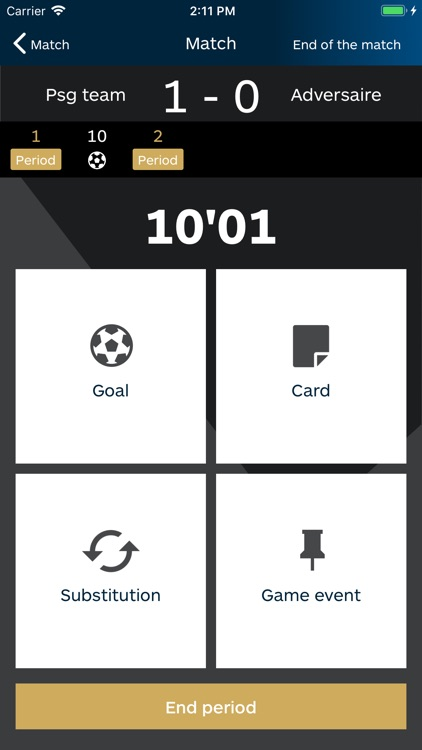 PSG Academy X My Coach screenshot-4