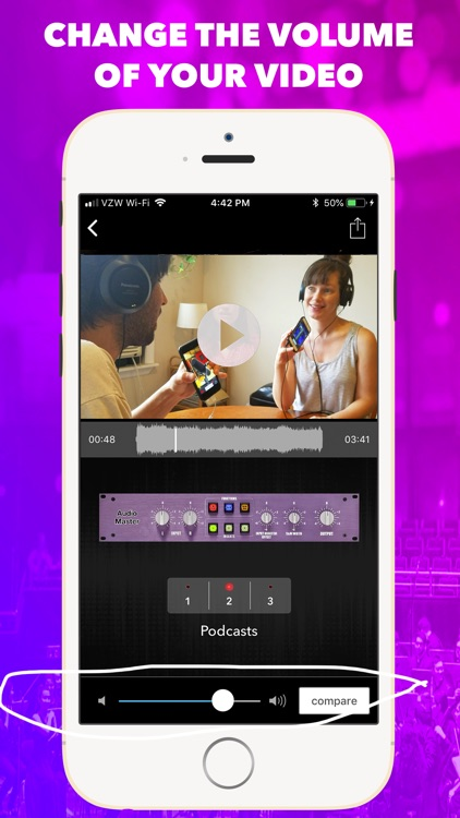 VideoMaster: EQ For Videos App screenshot-2