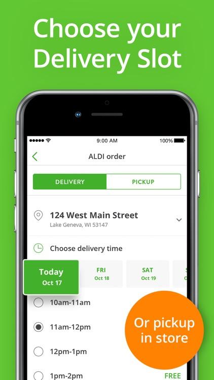 Instacart: groceries delivery screenshot-3