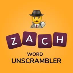 Zachs Word Unscrambler