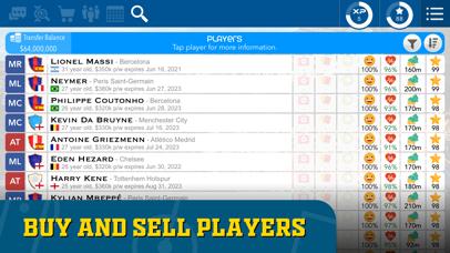 Superstar Football Manager screenshot 3