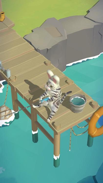 냥냥 고양이 리조트 screenshot-4