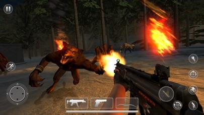 Warewolf Monster Game screenshot one